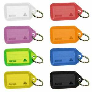 NEW  Snap Open Key Tags (Bags of 50)