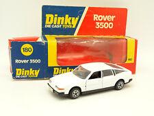 Dinky Toys GB 1/36 - Rover 3500 V8 SD1 Blanche 180