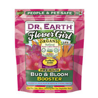 """Dr. Earth  Flower Girl  Fertilizer  For Fruit Trees, Citrus 4 lb."""