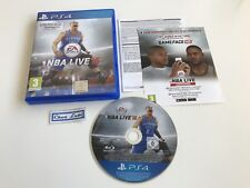 NBA Live 16 - Sony PlayStation PS4 - PAL FR