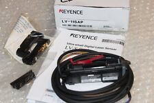 KEYENCE  LV-11SAP  Ultra-small Digital Laser Sensor   NEU