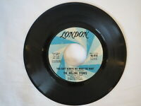 The Rolling Stones Honky Tonk Women You Can't Always Get What London 45-910