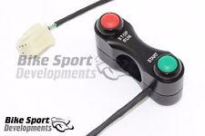 Yamaha R3 2015 onward, right side handlebar race switch Stop/Run and Start
