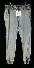 SOME DAYS LOVIN Denim Jeans Pants Drawstring Waist BNWT RRP $89.99 SIZE 30