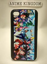 USA Seller Apple iPhone 4 & 4S Anime Phone case DBZ Dragon Ball Z Goku Majin Buu