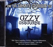 OZZY OSBOURNE the ultimate tribute to ozzy osbourne CD NEU