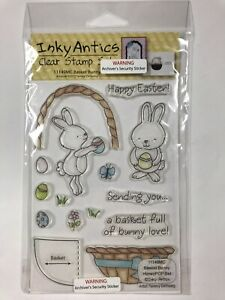 Inky Antics Clear Stamp Sets