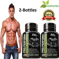 120 CAPSULES TESTO POWER MUSCLE GROWTH STRENGTH TESTOSTERONE BOOSTER TRIBULUS