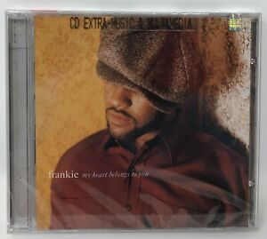 NEW out of print Frankie - My Heart Belongs To You (Multimedia CD / ECD 1997)