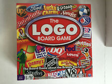 The Logo Board Game - The Board Game about the Brands You Love!