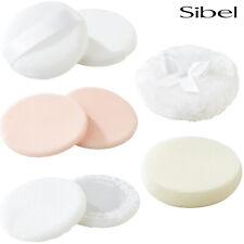 Sibel Reusable Professional Cosmetic MakeUp Powder Puff Face Powder Applicators