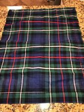 Rare Ralph Lauren Milbrook Tartan Plaid pillow sham in standard size