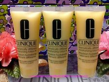 *CLINIQUE* Dramatically Different Moisturising Lotion + (15mlx3) FREE POST!