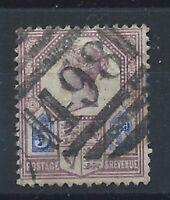 Grande Bretagne N°99 Obl (FU) 1887/1900 - Victoria
