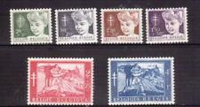 BELGIUM 1954 Child Anti-TB set MLH