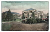 1912 College of Agriculture, University of Illinois Hand-Colored Postcard *5Z2
