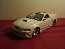 Jada 2002 Ford Mustang  convertible  1/24 scale  used no Box  2006 release HTF
