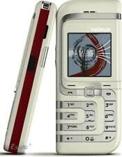 Nokia 7260 2G - Basic Mobile Phone - FM Radio - Unlocked- 4 colors