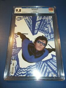 Nightwing #78 2nd Print 1st Melinda Key 2nd print CGC 9.8 NM/M Gorgeous Gem Wow
