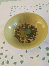 Alfred Meakin Retro Fruit Green Bowl