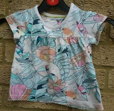 Marks and Spencer baby girls top aged 9 / 12 mths