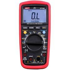 UNI-T UT139C True RMS Handheld Digital Multimeter Meter AC DC Voltage Resistance