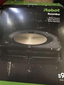 iRobot Roomba s9 (9150) Black Robotic Vacuum