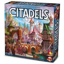 Citadels Nuova Edizione - Gioco da tavolo di carte Città Medievale by Asmodee