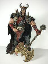 Spawn The Bloodaxe McFarlane Toys Series 22 Dark Age Spawn Viking Action Figure