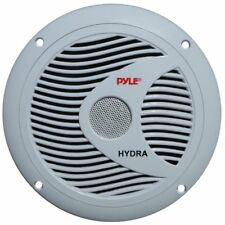 """ALTAVOCES PYLE PLMR60W IMPERMEABLE BLANCOS DESDE 6,5"""" 165 MM MARE BARCO"""
