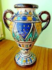 rare vase Chemla ?? kharraz?? deverclos? nabeul maghreb berbere afrique nord