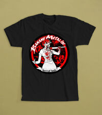 BANANE METALIK Psychobilly Gore n Roll Pipes and Pints T-SHIRT SIZE S M L XL 2XL