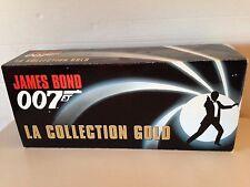 COFFRET 17 VHS JAMES BOND 007