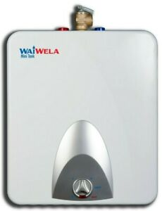 6 Gallon Mini Tankless Electric Water Heater Under Sink 110V Efficient