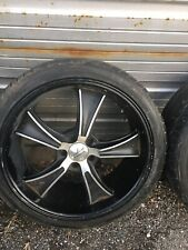 """American Racing Wheels VN805/Toyo Proxes 4 5x114.3 20"""" Toyota, Nissan, Ford"""