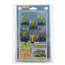 Heroclix Teenage Mutant Ninja Turtles Heroes in a Half Shell Fast Forces Pack