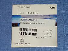 Lee Filter (Wratten) 75x75mm  85N6