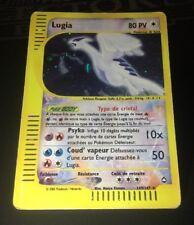 Carte Pokemon Lugia Cristal Secret Ultra Rare 149/147 Aquapolis