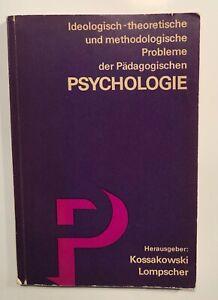 Methodik des Psychologieunterrichts. Broschiert – 1. Januar 1977