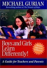 Boys and Girls Learn Differently!: A Guide for Teachers and Parents-ExLibrary