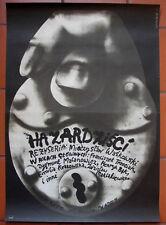 Gamblers / Hazardzisci - Polish Poster - Czerniawski