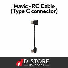 Genuine DJI Mavic RC Cable USB C For DJI Mavic Pro, Mavic 2, Mavic Air