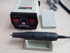 1 set NEW Dental Lab Micromotor STRONG 204 +SDE-H37L1 handpiec,Max.35,000 rpm,UK