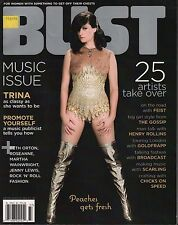 Bust February March 2006 Peaches, Trina, Henry Rollins, Goldfrapp 070317nonDBE2