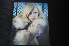 Juno TEMPLE SIGNED SEXY signed autograph 20x25 CM in personthe Dark Knight Rises Batman
