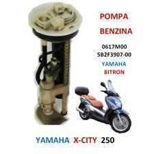 YAMAHA X-CITY 250 POMPA BENZINA CARBURANTE INDICATORE LIVELLO BITRON