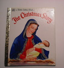 LGB - The Christmas Story, Eloise Wilkin, 49 Cent, 1976, 12th Print