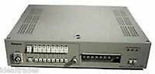 PANASONiC WJ-SQ508 SEQUENTiAL SWiTCHER SURVEiLLANCE SYSTEM