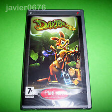 Daxter Platinum (sin manual) - Sony PSP
