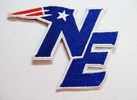 LOT OF (1) NFL NEW ENGLAND PATRIOTS EMBROIDERED PATCH IRON-ON ITEM # 14